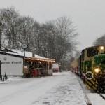 Vulkanexpress-Winterfahrt