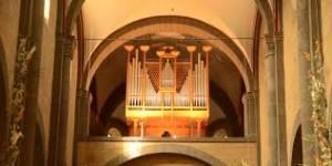 Orgel Maria Laach