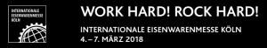 Internationale Eisenwarenmesse 2018