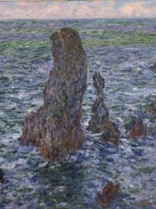 Claude Monet, Les Pyramides de Port Coton